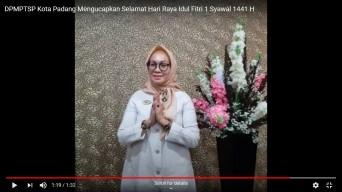 Selamat Hari Raya Idul Fitri | Dinas PM & PTSP