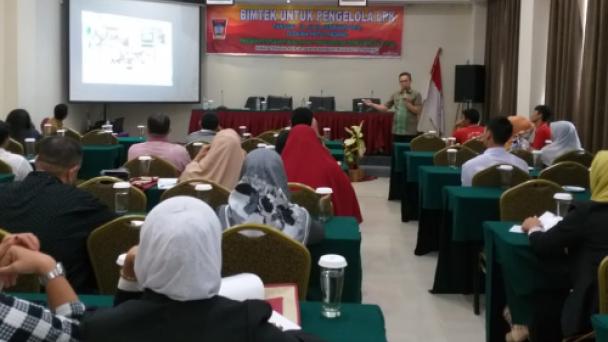 Pelatihan dan Bimtek untuk Pengelola LPK Kota Padang | Dinas PM & PTSP