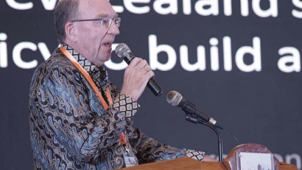 Dubes Selandia Baru Ceritakan Kisah Sukses Negaranya Bangkit  Pascagempa 2011 | Dinas PM & PTSP