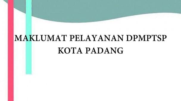 MAKLUMAT PELAYANAN | Dinas PM & PTSP